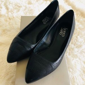 Beautiful Black flats only used once